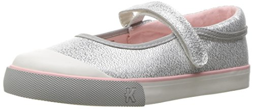 (See Kai Run Girls' Marie Silver Glitter Jane, 13 M US Little)