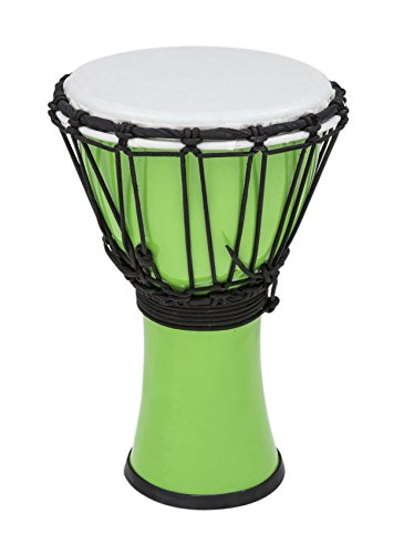 Toca TFCDJ-7PG Colorsound 7-Inch Djembe, Pastel Green by Toca