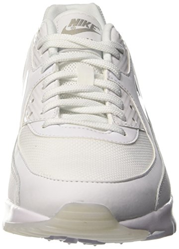 White Air Nike da Silver Donna Scarpe Essential Max Bianco ginnastica W metallic White Ultra 90 T057q