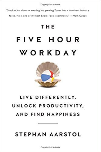 The Five-Hour Workday: Live Differently, Unlock Productivity, and Find - Sun Diego Hours
