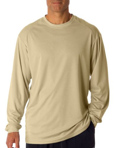 Badger Adult B-Core Long-Sleeve Performance Tee L Vegas - Las Shopping Stores Vegas