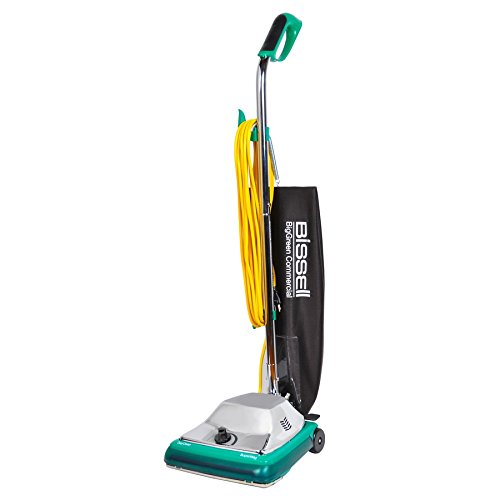 BISSELL Big Green Commercial Dayclean Upright Vacuum