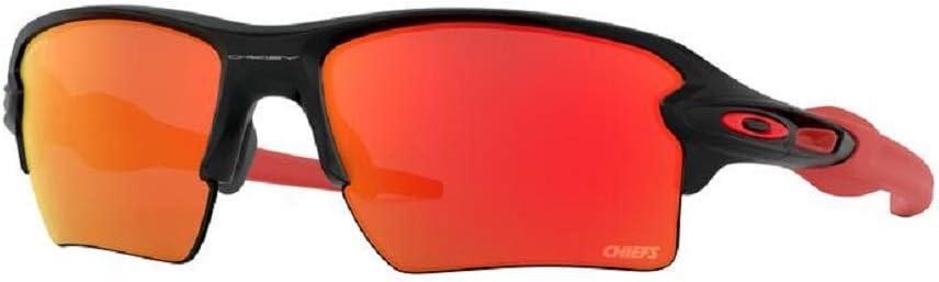 Oakley NFL Flak 2.0 XL OO9188 Rectangular Sunglasses For Men For Women+BUNDLE with Oakley Accessory Leash Kit