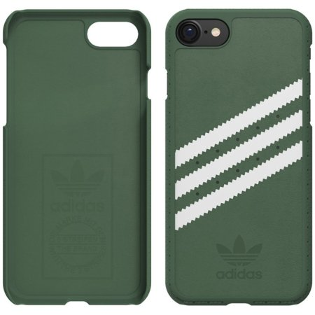 adidas Cell Phone Case for Apple iPhone 7 – Green/White