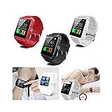 FAIYIWO U8 Bluetooth Smart Wrist Watch for Smartphone FAIYIWO Red