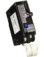 Siemens BUNQAAFC1510 QA115AFC 15 Amp Single Pole Combination AFCI Circuit Breakers (10 Pack), Black