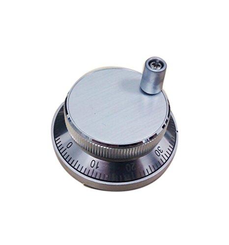 CALT 100PPR Line Driver Output Hand Wheel Pulse Encoder MPG 5Vdc