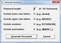 Password Manager for Flash Drives [Download]