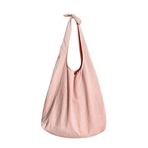 Stageonline Friendly Shopping Bag Environmental Nordic -bags Folding Canvas Shopping Bags, Reusable Shopping Rose
