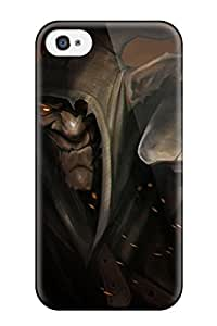 durable Protection Case Cover For Iphone 4/4s(styx: Master Of Shadows)