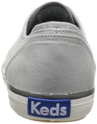 Keds Rally Glitter Toe - Zapatillas de lona para mujer gris gris