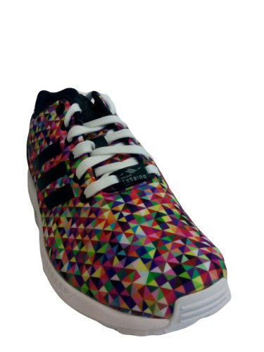 Adidas Men's ZX Flux New Limited Ed Graphics Sneakers M19845 New Media Multi Color 11.5 sale free shipping exclusive professional cheap online clearance in China Ele2gqDw