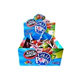 Jolly Rancher Lollipops x10 (Green Apple, Cherry, Pink Lemonade and Watermelon)