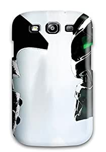 Premium [NcWFTTO564RXycr] Bionicle Heroes Case For Galaxy S3- Eco-friendly Packaging