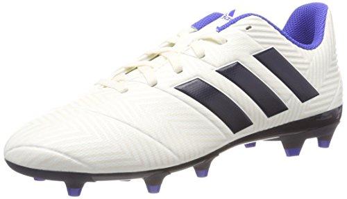 Cg6446 W hirblu Chaussures white Football legink Adidas Nemeziz Multicolore De 4 18 Femme Fg off wqOAx46I