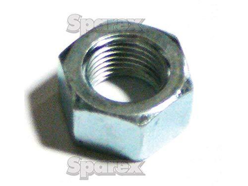 Hexagon Nut, Size: M16 x 1.50mm (Din 934) Metric Fine