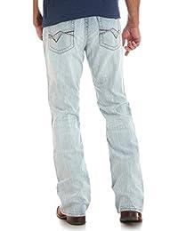 Men's Rock 47 Turntable Slim Fit Jeans Boot Cut - Mrb47tt