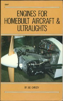 Engines for Homebuilt Aircraft and Ultralights Paperback April, 1984