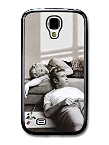 James Dean and Marilyn Monroe case for Samsung Galaxy S4 A929 by mcsharks