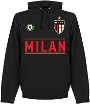 Retake Milan Team Hoodie - Black