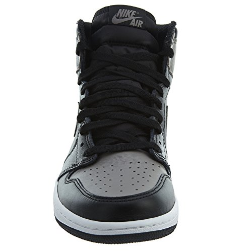 Gymnastique Chaussures OG Medium Retro 1 NIKE Noir 013 White High Black Grey de Air Jordan Homme nXpwSqYB8x