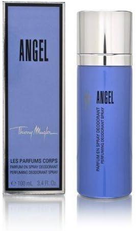 Thierry Mugler Angel, Desodorante con Vaporizador para Mujer, 100 ml