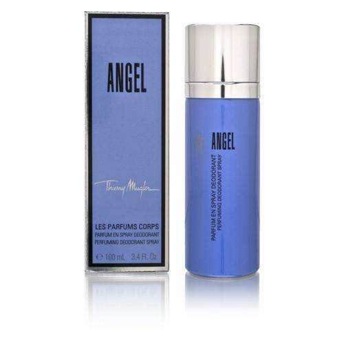Thierry Mugler Angel Deodorant Spray for Women, 3.4 Ounce