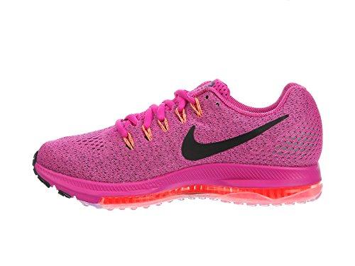 Nike Womens Zoom All Out Lage Loopschoenen Vuur Roze Zwart Felgekleurde Mango 600