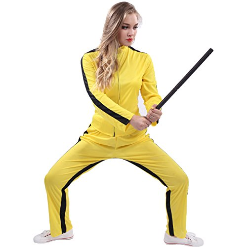 Woman's Kung Fu Costumes (Dragon