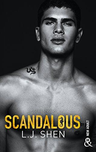 Scandalous : après Vicious et Devious, découvrez la suite de LA série New Adult 2018 (&H) (French Edition)