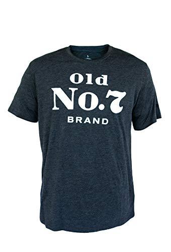 - Jack Daniel's Old No. 7 Brand T-Shirt (Large) Black