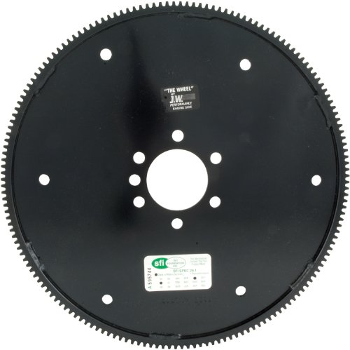 J.W. Performance Transmissions 93010 8-Blt 130 Tooth Flywheel for Chrysler 8-Bolt ()