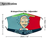Rick and Morty Face Mask Anti Dust Balaclava Neck