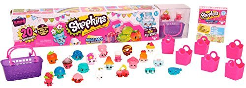 Shopkins Season 4 Mega Pack (20-Pack)