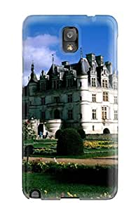 ThomasSFletcher LchaUkx5287ZcFZi Protective Case For Galaxy Note 3(white Castle Nature Other)