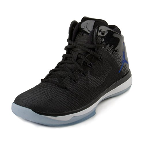 cc5366ffc4d8 Nike Youth Air Jordan XXXI (GS) Boys Basketball Shoes Black Concord White