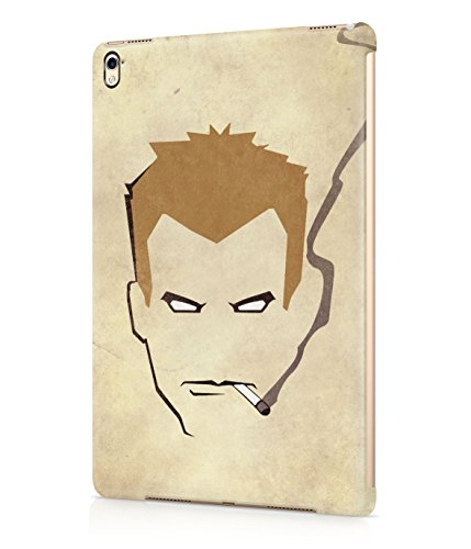 Constantine-TV-Series-Hero-Plastic-Snap-On-Case-Cover-Shell-For-Apple-iPad-Pro-97