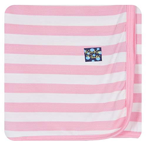 KicKee Pants Essentials Print Swaddling Blanket