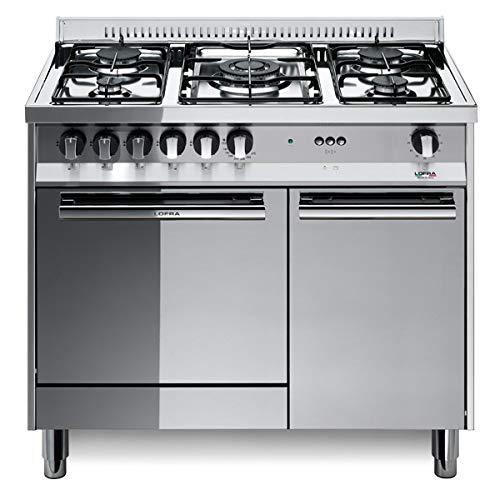Cucina A Gas.Lofra M95g C Cucina A Gas Acciaio