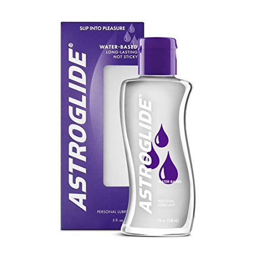 - Astroglide Liquid, Water Based Personal Lubricant, 5 oz.