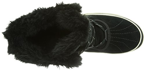 Suede Black Boot Winter II Sorel Women's Tivoli x8Z1F