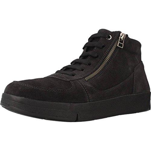 Stonefly 105884H77 Sneakers Hombre Cuero Rigido marr�n