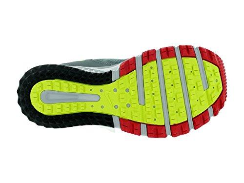 Nike Wild Trail Zapatillas de running, Hombre Cool Grey / Volt / Gym Red / Wolf Grey