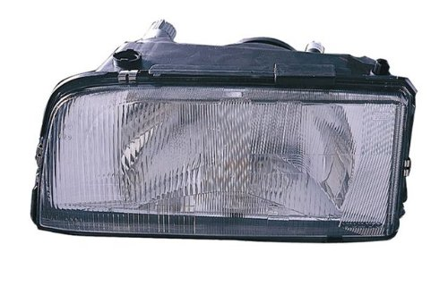 Volvo 850 Replacement Headlight Assembly (Single Bulb) - 1-Pair
