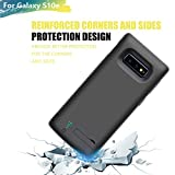 RUNSY Battery Case Compatible with Samsung Galaxy