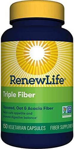 Renew Life Adult Fiber Supplement