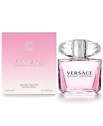 Bright Crystal By Versace Eau De Toilette For Women's 6.7FL Oz/200ML