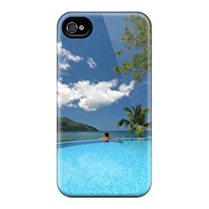 Slim Fit Protector Shock Absorbent Bumper Cases For Iphone 6