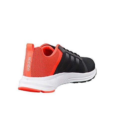 adidas NEO Herren Sneaker CLOUDFOAM MERCURY core black/core black/solar red 45 1/3 S2m3hBZ