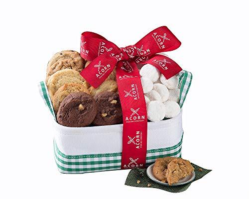 Gourmet Cookie Sampler Gift Basket Valentine's Day Sampler Gift -